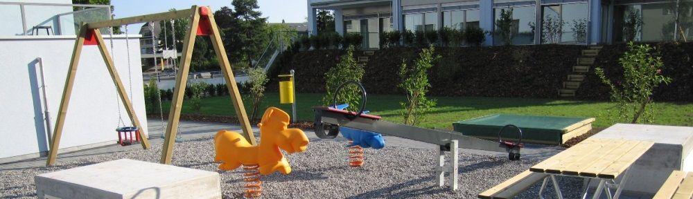 Spielplatz Gestaltung